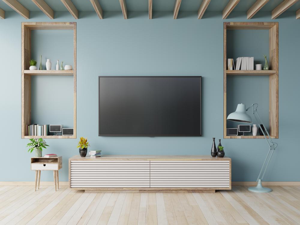 よりスマートに!リビングのテレビ収納をより良くする3つのアイデア