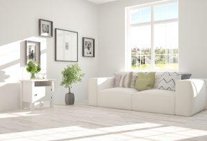 インテリアは白が大正解!清潔感のある部屋づくりの秘訣とは?